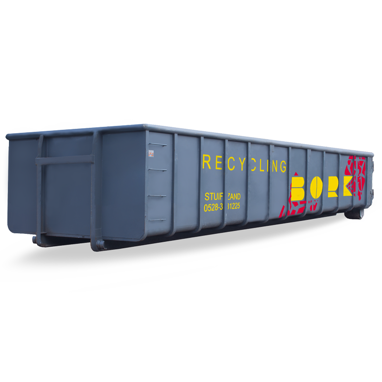 15 m3 container huren