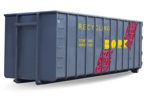 grote container huren